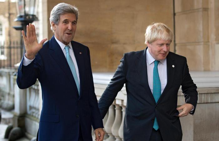 Керри допустил введение новых санкций против РФ из-за ситуации в Сирии