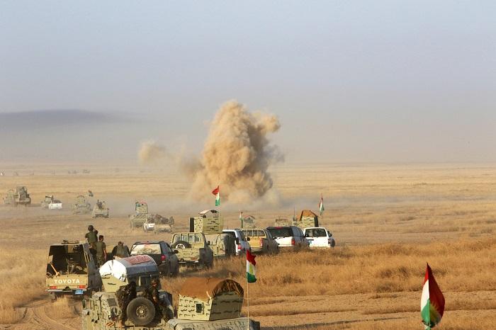 Наступление наМосул: ООН предупреждает омиллионе беженцев