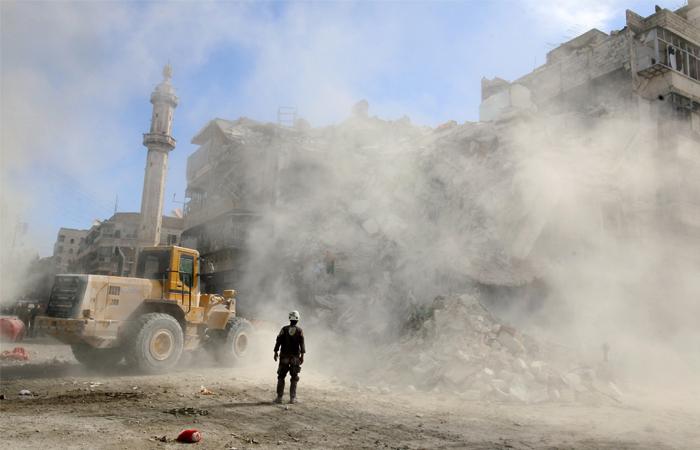 ВЕС предположили, что Российская Федерация  и руководство  Асада совершили военные правонарушения