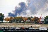 На предприятии химического концерна BASF в Германии произошел взрыв