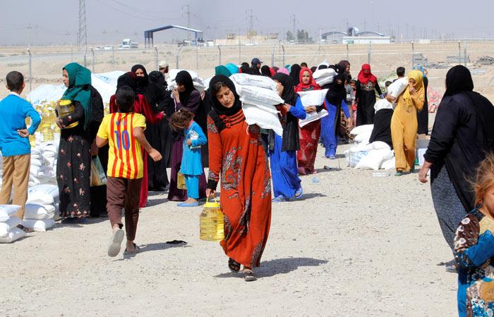 МИД РФ предрек полномасштабную гуманитарную катастрофу в Мосуле