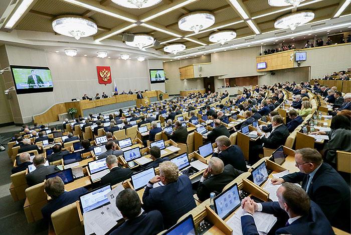 Госдума приостановила действие соглашения с США по утилизации плутония