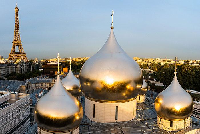 Путин: Открытие православного центра информирует о прочности связейРФ иФранции