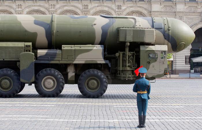 РФ собирается выходить изСНВ-3