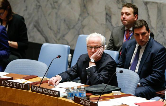 СБ ООН заблокировал российский проект заявления по гумпаузе в Алеппо