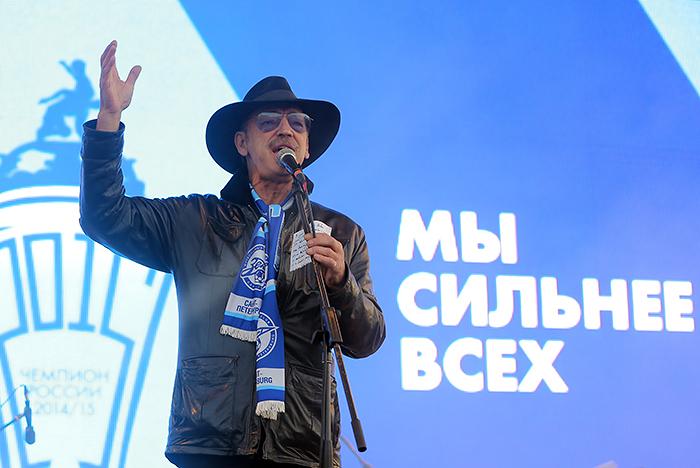«Зенит» вэтом году стал лучшим в РФ повыручке