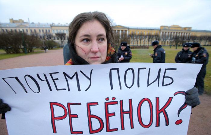 В Петербурге прекращено дело о гибели таджикского младенца в 2015 году