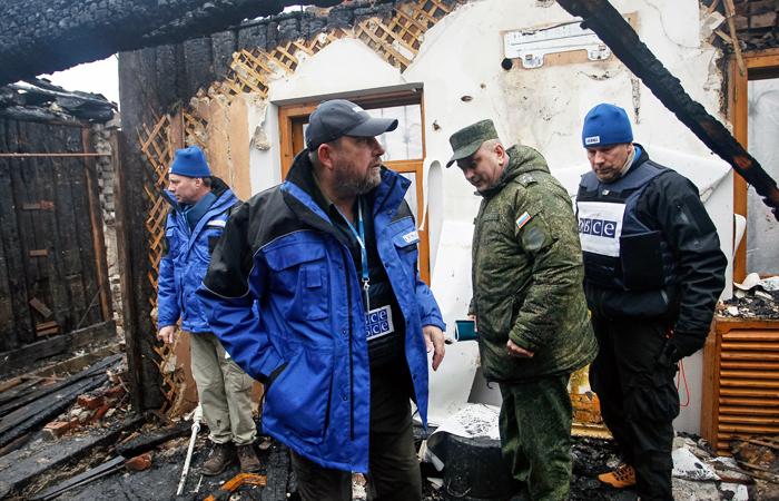 Песков подтвердил согласие Путина на вооруженную миссию ОБСЕ в Донбассе