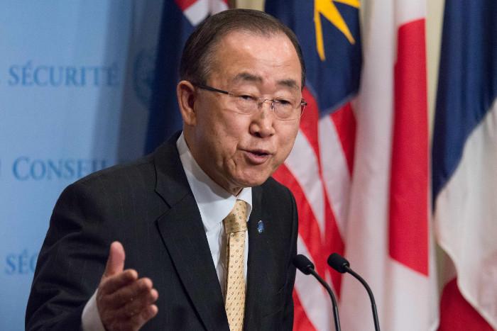 ВОрганизации Объединенных Наций (ООН) подтвердили прекращение бомбардировок вАлеппо