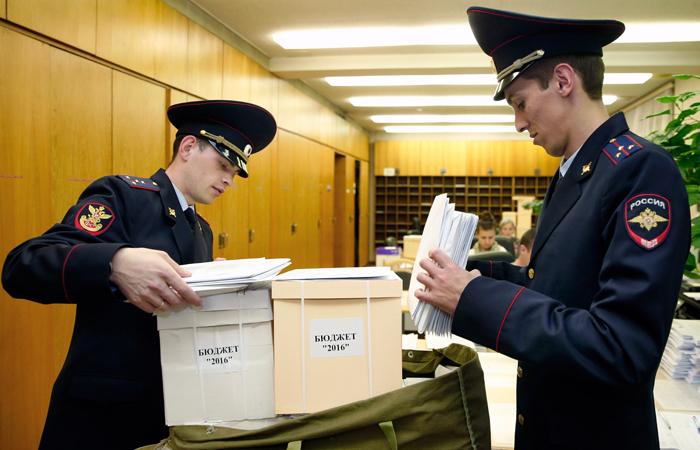Госдума одобрила в первом чтении поправки в бюджет на 2016 год