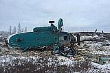 Власти ЯНАО выплатят семьям погибших в крушении Ми-8 по 1 млн рублей