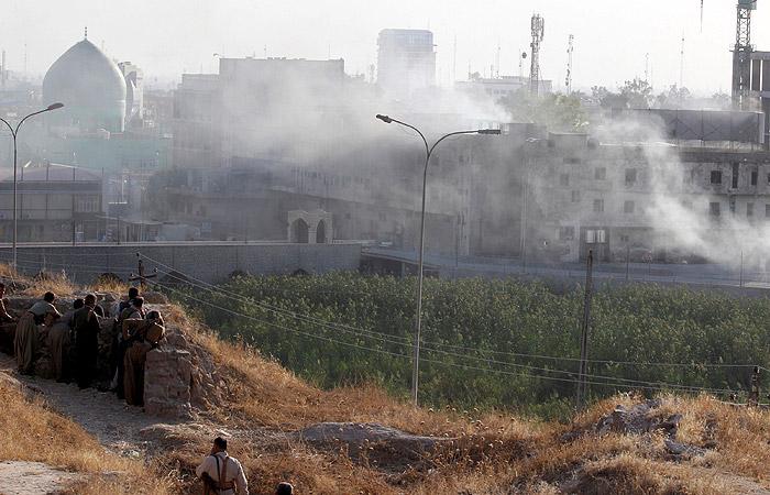Турция, наряду сИГИЛ, бомбит вСирии курдов