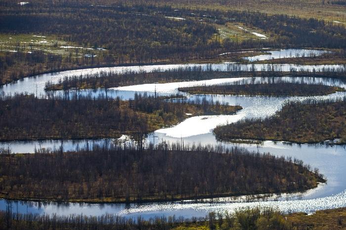 Пострадавшие при крушении вертолета на Ямале доставлены в больницы в тяжелом состоянии