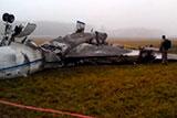 Экипаж самолета главы Total неверно оценил опасность от снегоочистителя на ВПП