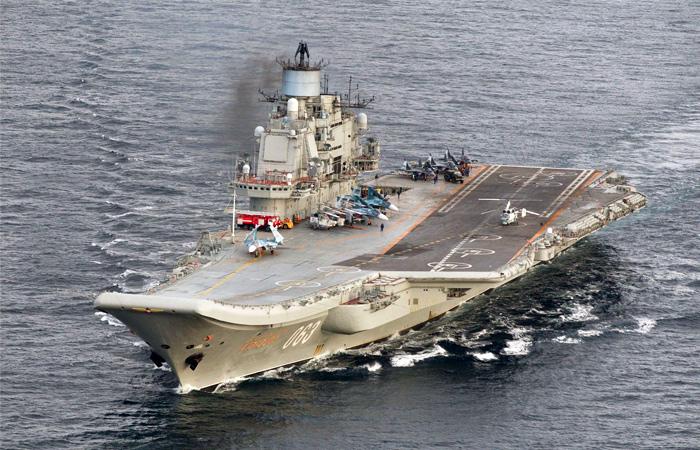 Испания задумалась о запрете кораблям ВМФ РФ заходить в Сеуту