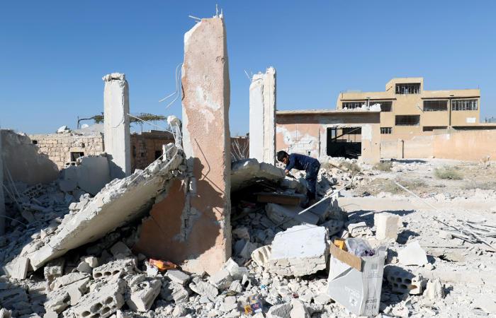 Детский фонд ООН сообщил о гибели 20 детей при обстреле школы в Сирии