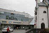 """В Московском патриархате открестились от банка """"Пересвет"""""""
