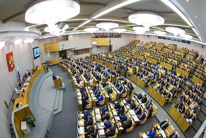 Правительство внесло в Госдуму проект бюджета на 2017-2019 годы