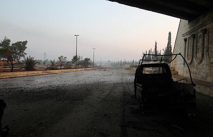 Сирийская армия обвинила «Фронт ан-Нусра» в смерти 84 человек вАлеппо