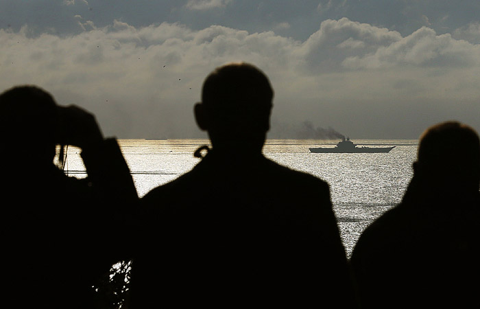 """Британские СМИ узнали об отправке подлодок с ракетами """"Калибр"""" к берегам Сирии"""