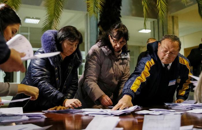 Кандидаты на выборах в Молдавии не набрали необходимого большинства голосов
