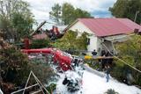 Упавший в Сочи вертолет перевозил туристов из Москвы