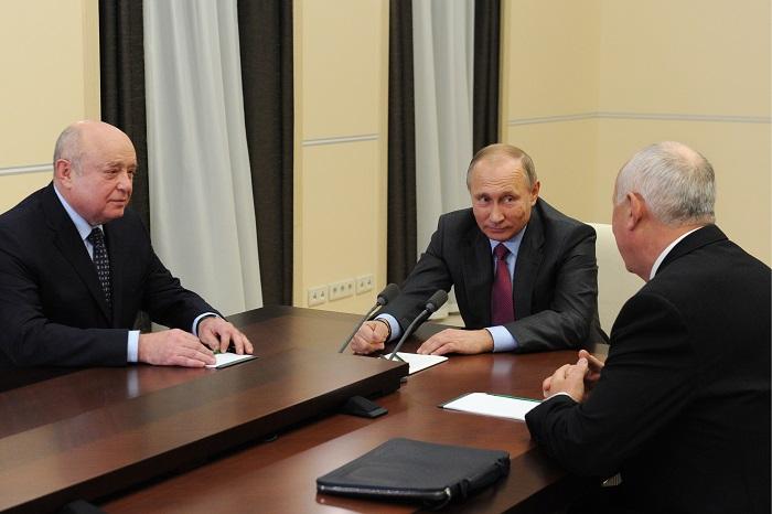 Фрадков назначен директором РИСИ