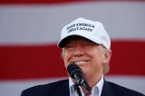 Предвыборный штаб Трампа разослал приглашения на вечеринку по случаю победы кандидата