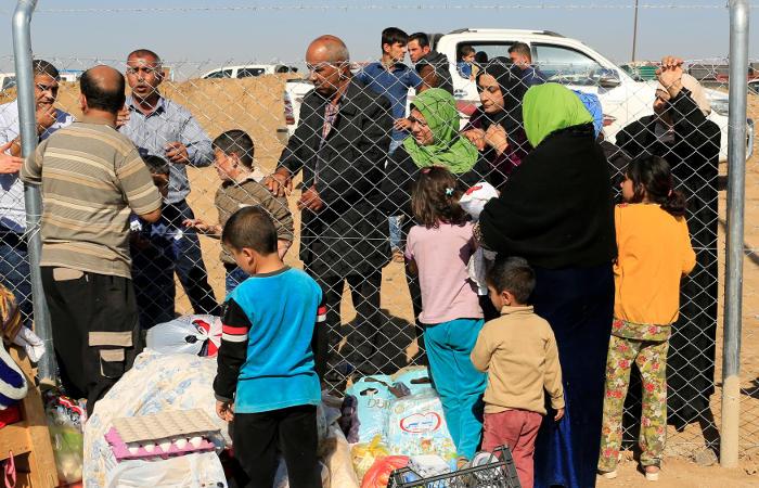 Террористы взяли в заложники более полутора тысяч мирных жителей Мосула