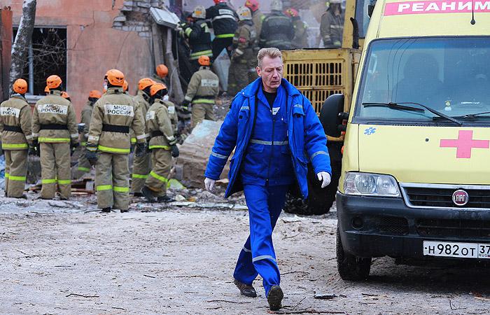Скорая помощь на месте трагедии