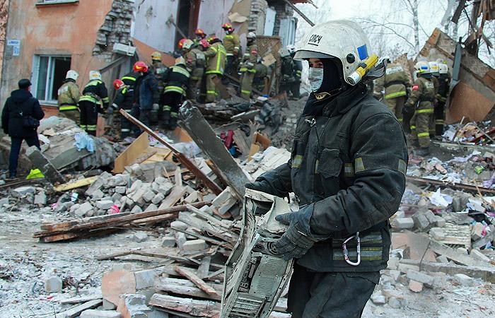 Центром взрыва газа в доме в Иваново стала квартира на первом этаже