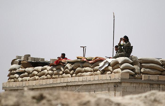 Сирийские курды планируют начать освобождение Ракки