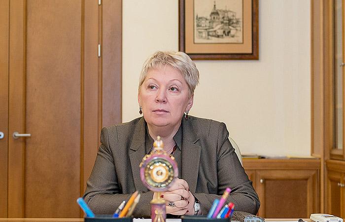 Ольга Васильева расчехлилась