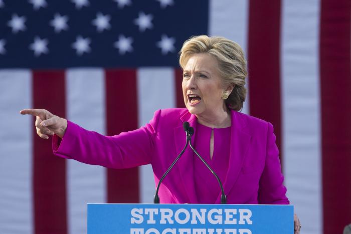 ФБР не нашло признаков преступления в письмах по делу о переписке Клинтон