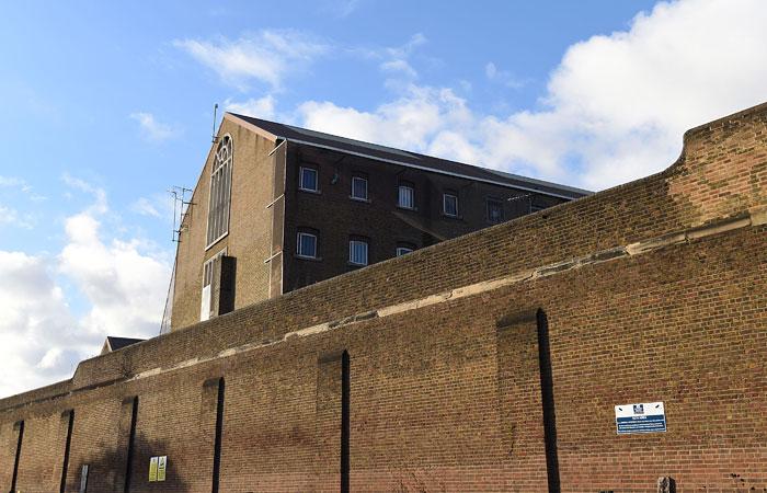 Из английской тюрьмы убежали два заключенных спомощью беспилотника