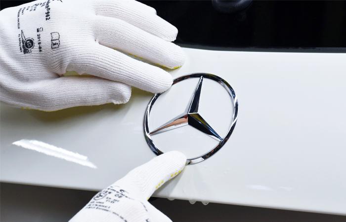 ВПодмосковье построят завод Mercedes за300млневро