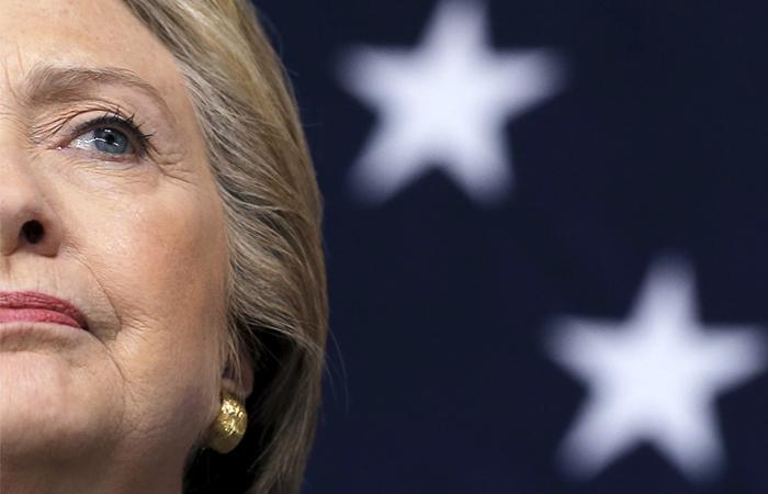Клинтон признала поражение на выборах