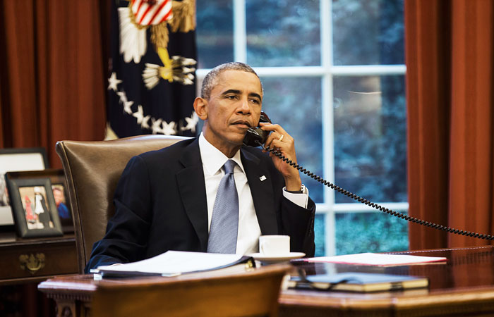 Обама поздравил Трампа с победой на выборах