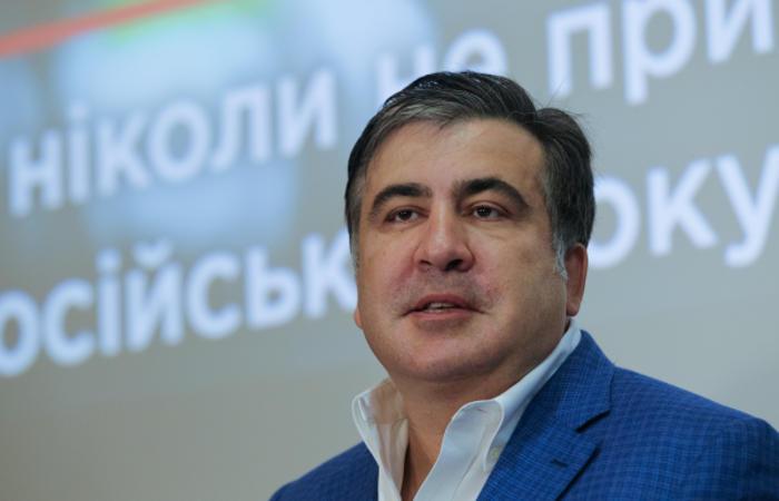 Порошенко уволил Саакашвили с поста одесского губернатора