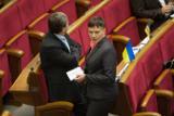 Савченко обратилась к Трампу с просьбой усилить санкции против РФ