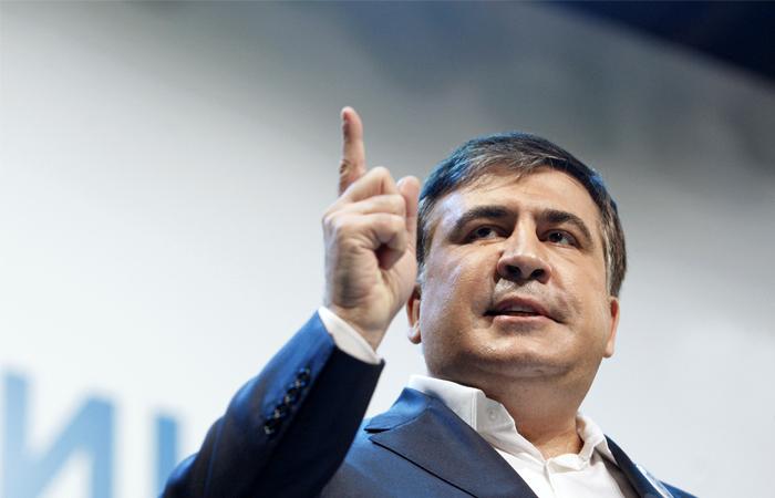 Саакашвили создаст на Украине новую партию для участия в досрочных выборах