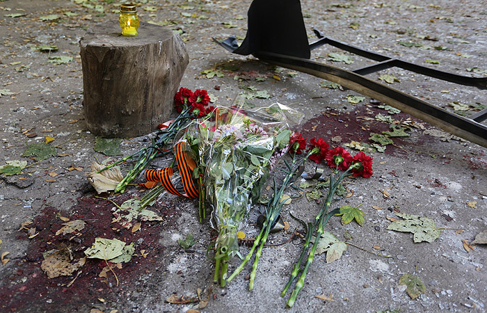 ВДонецке заубийство Моторолы задержали украинских националистов