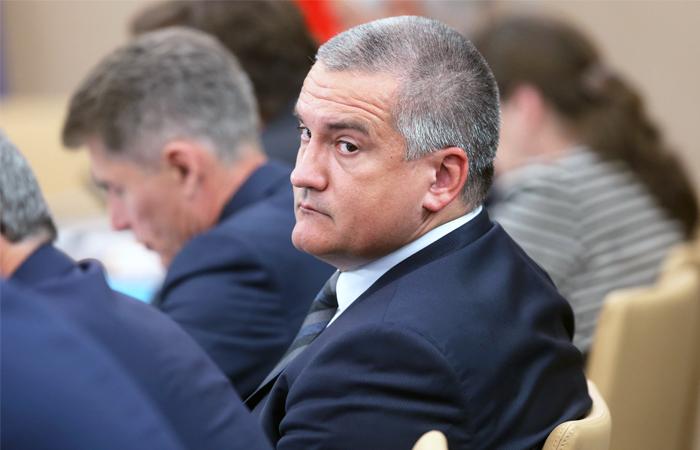 Аксенов небудет рассказывать данные ожителях Геническа, просивших опомощи