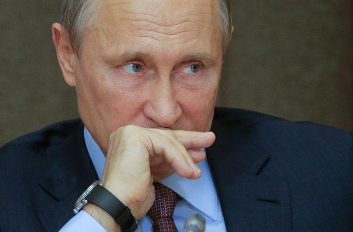 Путин освободил Улюкаева от должности