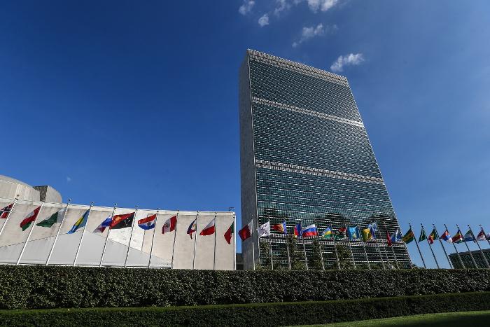Гуманитарный комитет ООН принял резолюции по Крыму и Сирии