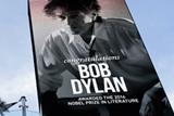 Боб Дилан отказался ехать на церемонию вручения Нобелевской премии