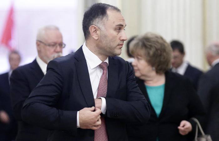 Бывший вице-губернатор Петербурга Оганесян обвинен в хищении при строительстве стадиона