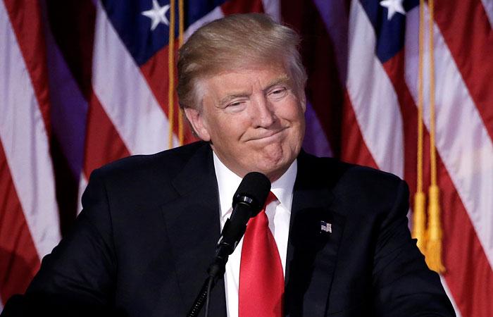 """В Кремле назвали """"уткой"""" сообщения СМИ о планах Трампа посетить РФ"""
