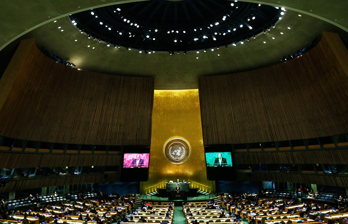 США иУкраина неподдержали резолюцию оборьбе сгероизацией нацизма