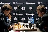 Карякин и Карлсен свели к ничьей шестую партию чемпионского матча
